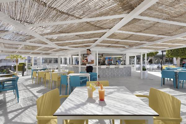 Bar cafÉ hotel palmanova suites by trh magaluf