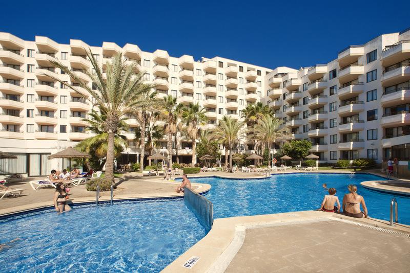 Hotel trh jard n del mar web oficial hotel 3 estrellas for App hotel trh jardin del mar